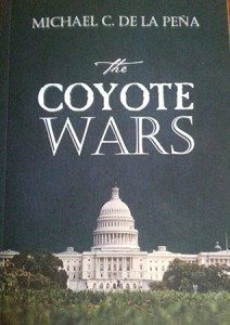 MDeLaPena The Coyote Wars cover
