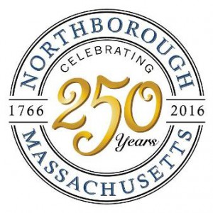 This logo was created by Joanne Miller Studios to commemorate Northborough's 250th anniversary. (Photo/submitted)