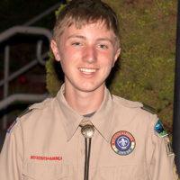 BSA Troop 101 Scout Brian Rabideau Photos/submitted
