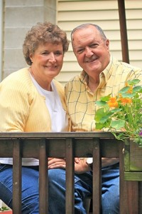 Priscilla and Ken Hutchins will be honored by the Northborough Interfaith Clergy Association for their exemplary service to their community. (Photo/submitted)