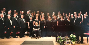The Northborough Area Community Chorus Photo/submitted