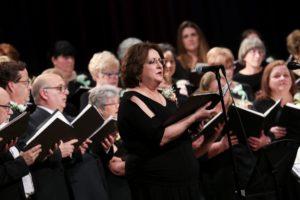 The Northboro Area Community Chorus. Photo/submitted