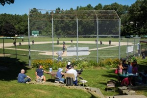 The third annual Make Your Mark softball tournament fundraiser, presented by the Mark Fidrych Foundation, featured ten teams sponsored by local businesses.