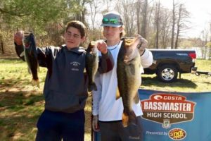 Sean Prendergast (left) and Evan Bramhill (Photo/submitted)