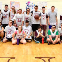 (back, l to r) Alex Reyes, Michael Turner, Jack O'Connor, Julie Edson, William Corwin, Kaleigh Barker, William Iverson, Joey Melisi, Artem Segarra, and Marie Gadbois (front (l to r) Nardley Pierre-Jerome, Naraylee Baez, Sam Morse, Sofia Roumisantsev, Haseeb Rathore, Rachel Seymour, Brandon Rosales, Matt Davis, and Alexis Sokoloff. Photo Submitted