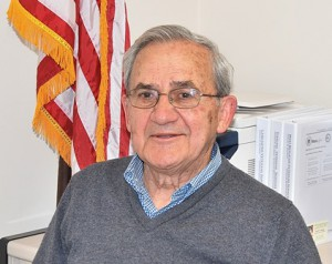 Gerard W. Bourque (Photo/Ed Karvoski Jr.)