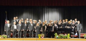 The Northborough Area Community Chorus photo submitted