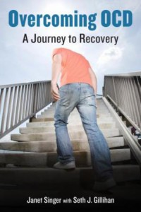The cover of Janet Singer's book about her son's struggle with OCD. (Photo/submitted)