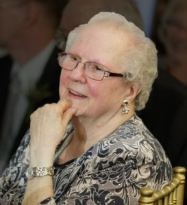 Betty M. Lampi