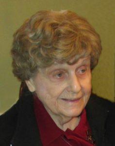 Frances M. Ostrosky