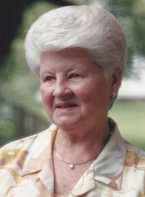 Obit Gertrude C. Horohoe