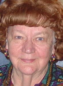 Obit Jane Radesky