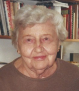 Obit  Monica E. Thomson