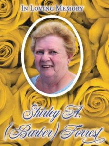 Shirley A. Forrest