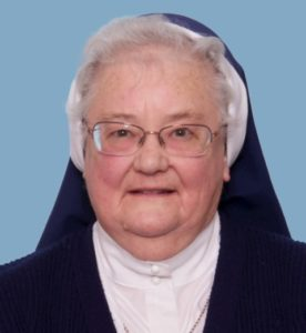 Sr. Jacqueline Miller