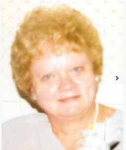 Obit Sylvia Wahlstrom