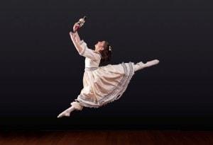 "Photo 4: Bella Lanzarini as ""Clara"""