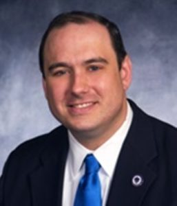 State Sen. Jamie Eldridge.