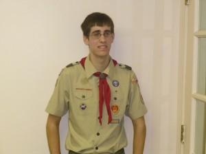 Southborough student achieves Eagle Scout rank
