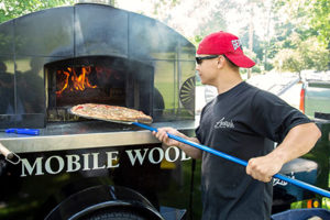 Food Trucks like this one were a big hit. Photo submitted