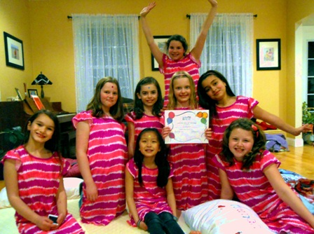 Southborough Girl Gives Back Her Birthday Gifts