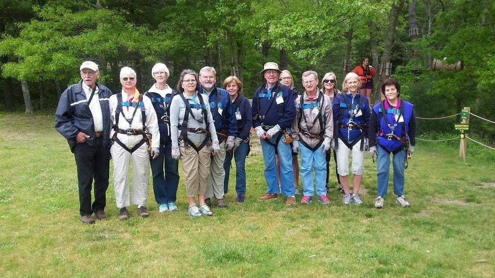 Active Seniors Develop Healthful Program Of Day Trips Community Advocate
