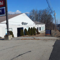 The proposed site for PharmaCannis's Shrewsbury's location. Photo/Melanie Petrucci