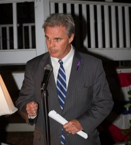 Worcester District Attorney Joseph Early