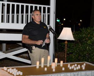 Shrewsbury Sgt. Detective Michael Cappucci