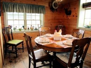 SH Aslanians dining room