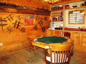 SH Aslanians poker room