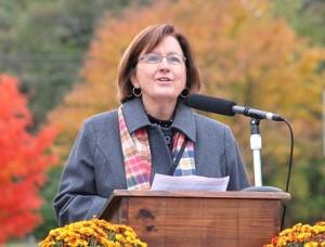 Selectmen Chair Moira Miller chronicles Dean Park's history.
