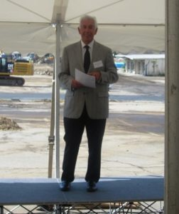 Howard Grossman, president, Grossman Development Group