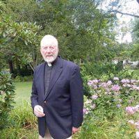 Reverend Ron Crocker. Photo/Melanie Petrucci