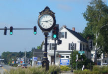 Town center of Shrewsbury Photos/Melanie Petrucci