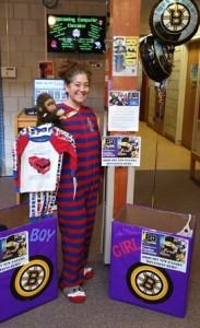 Roxanne Starkin Shrewsbury Children's Librarian Associate Photo/Heidi Hayes Pandey