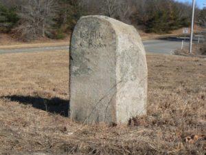 Franklin Mile Marker #43