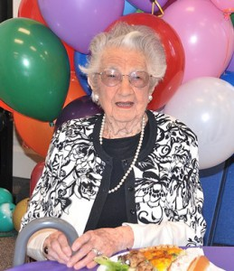 Alice Kavanaugh, 95 Photo/Ed Karvoski Jr.