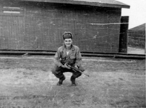 """Dr. John """"Jack"""" Collins serving in Korea. (Photo/submitted)"""