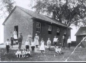 No. 5 schoolhouse