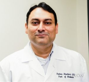 Dr. Farhan Ibrahimi Photo/submitted