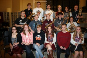 Marlborough High School musicians (Photo/submitted)