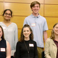 Northborough Rotary Scholarship recipients