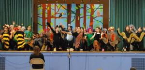 "Marion E. Zeh School students perform ""The Jungle Book Kids"""
