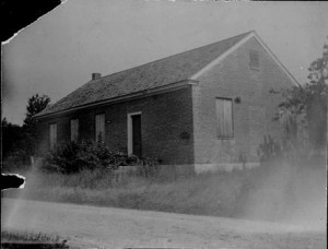 The South School was built in 1841 and discontinued as a schoolhouse in 1887.