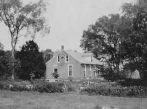 The third North School building which still stands today at 310 Whitney St.