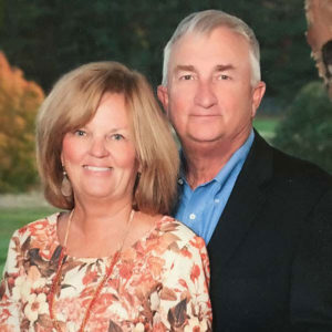 Paula and Jim Buonomo. Photo/courtesy Paula Buonomo