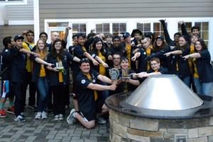 Robotics Team #467 wins 2014 FIRST Robotics Creativity Award (Photos Submitted by Sira Naras)