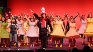 Shrewsbury High School to present 'Seussical the Musical'