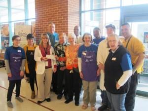 Northborough Food Bank Donation